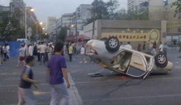 Беспорядки в Синьцзян-Уйгурском автономном районе Китая