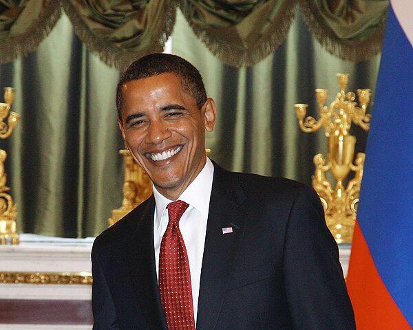 Барак Обама . Архив