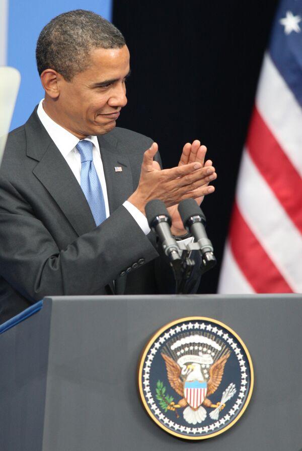 Декларация G8 по климату - исторический консенсус, считает Обама
