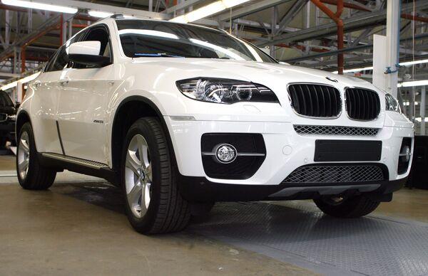 BMW построит новый завод в Китае