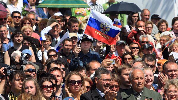 9 мая в Севастополе. Архив