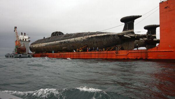 Списанные атомные подводные лодки Тихоокеанского флота проекта 671 РТМ. Архивное фото