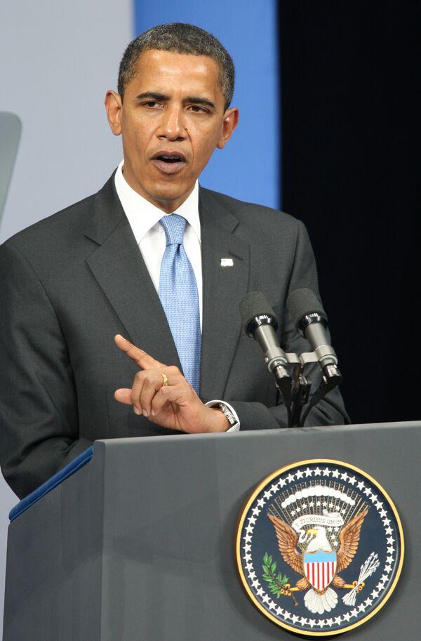 Барак Обама уверен, что с заключением Лиссабонского договора партнерство США и ЕС станет еще более крепким.