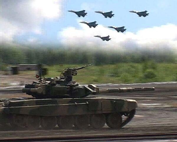 Новейшие военные разработки на выставке в Нижнем Тагиле