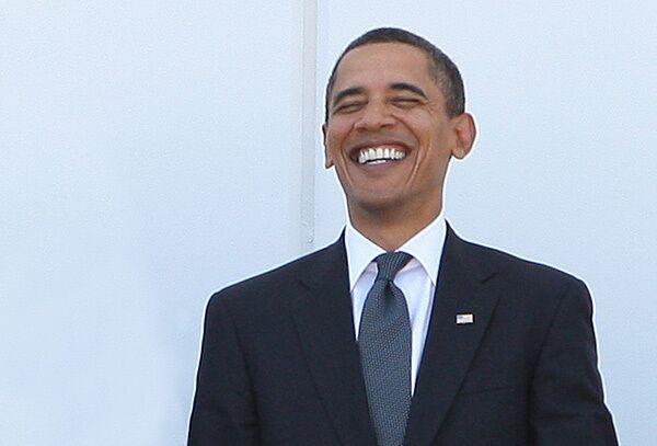 Обама простил республиканца, прервавшего его возгласом Ты лжешь!