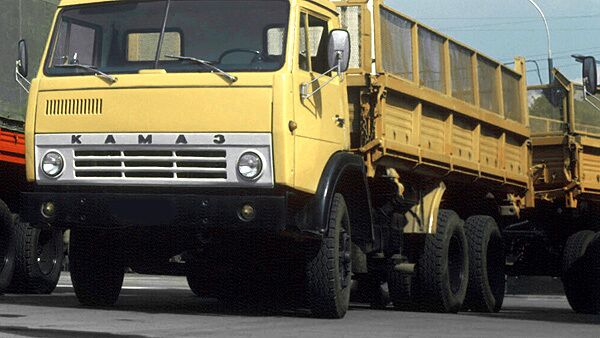 КАМАЗ в I квартале увеличил выпуск грузовиков на 19,4%
