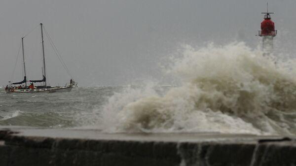 Семь человек погибли в результате тайфуна на Филиппинах