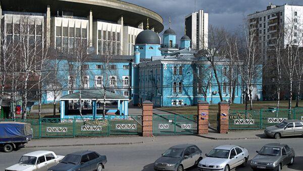 Около 50 тысяч мусульман придут на праздник Курбан-байрам в Московскую Соборную мечеть
