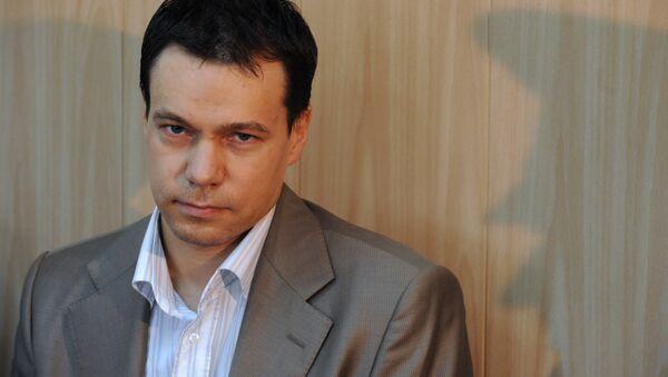 Сергей Бобылев, архивное фото