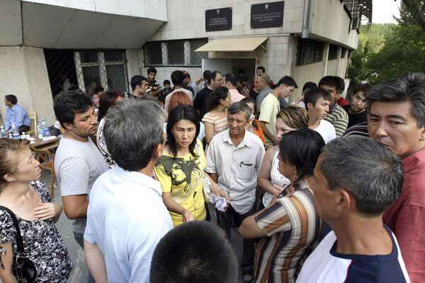 Явка на выборах президента Киргизии превысила 42%
