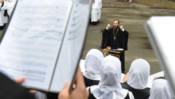 Встреча патриарха Московского и всея Руси Кирилла в Киеве