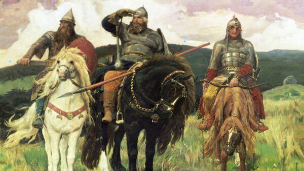Памятник Алеше Поповичу может появиться на Украине