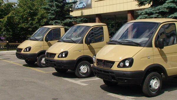 Продажи легких коммерческих авто в РФ в I полугодии выросли на 9%