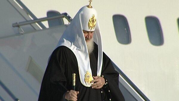 После визита на Украину Патриарх готов принять двойное гражданство