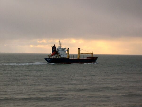 Сухогруза Arctic Sea