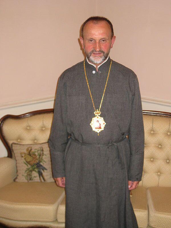 Греко-католический архиепископ Львовский Игорь Возьняк