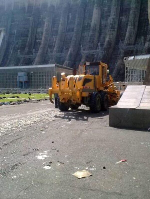 Авария на Саяно-Шушенской ГЭС