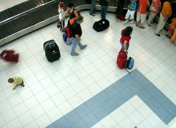 Международный аэропорт Родоса. Архивное фото