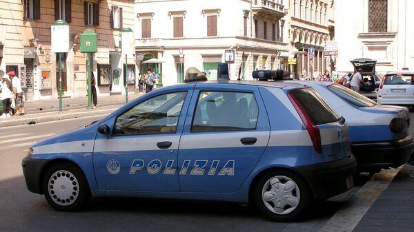 Итальянская полиция. Архивное фото.