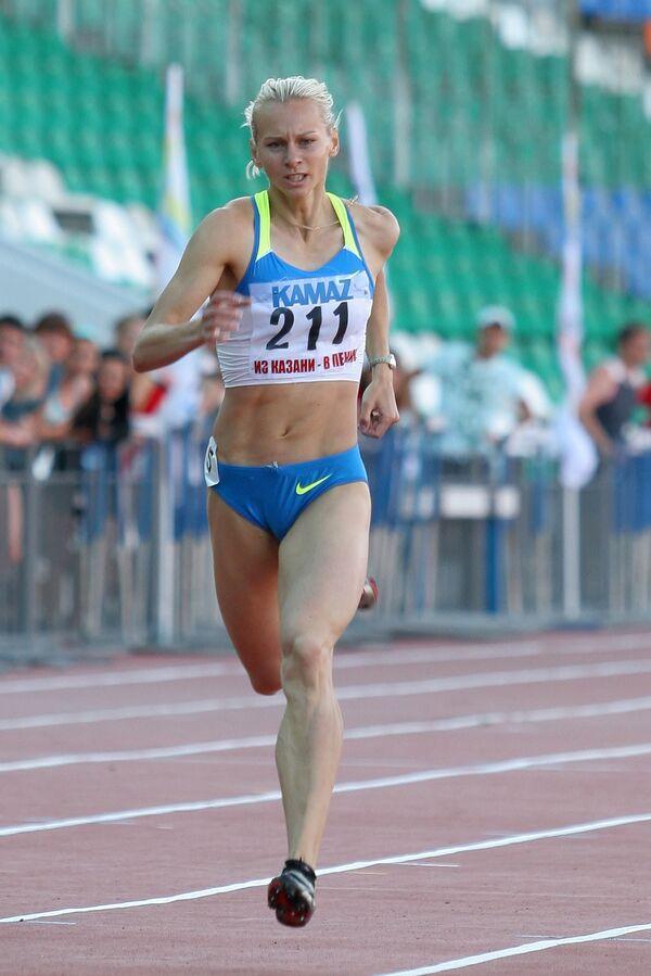 Ни одна россиянка не смогла выйти в финал на 200-метровке на ЧМ