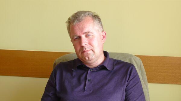 Арвидас Анушаускас, глава парламентского Комитета по национальной безопасности и обороне Литвы