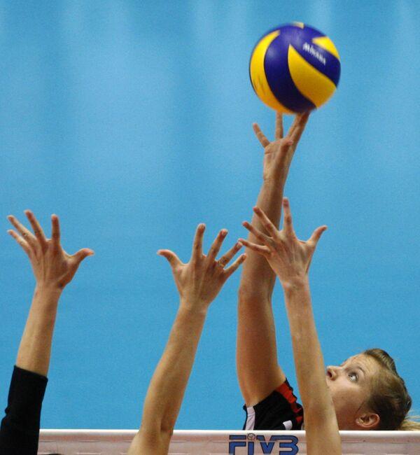 Сборная Франции - соперник российских волейболистов в полуфинале ЧЕ