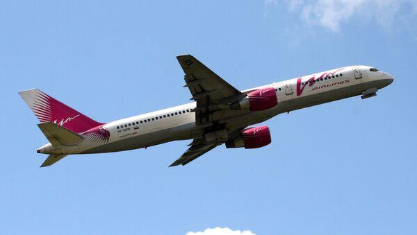 Boeing 757 авиакомпании ВИМ-Авиа