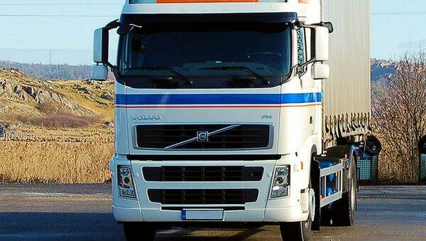 Volvo. Архивное фото