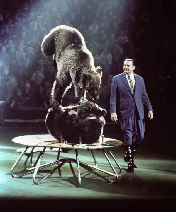 Медвежий цирк