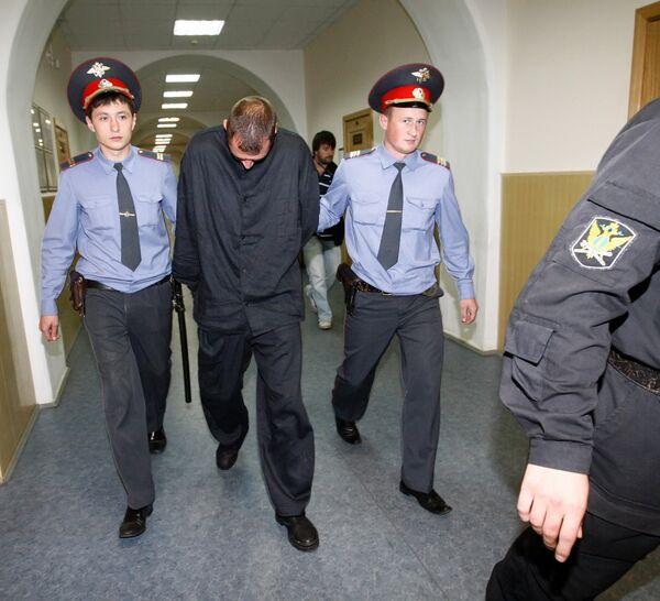 Продлен срок ареста третьему фигуранту дела о захвате Arctic Sea