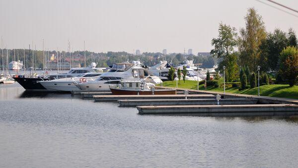 Выставка яхт откроется в Подмосковье, несмотря на задержание Ломакина