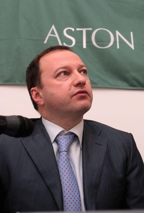 Андрей Ломакин - бизнесмен, обвиняемый в причастности к контрабанде яхт