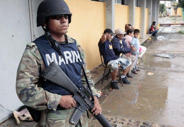 Рекордное количество сырья для наркотиков конфисковано в Мексике