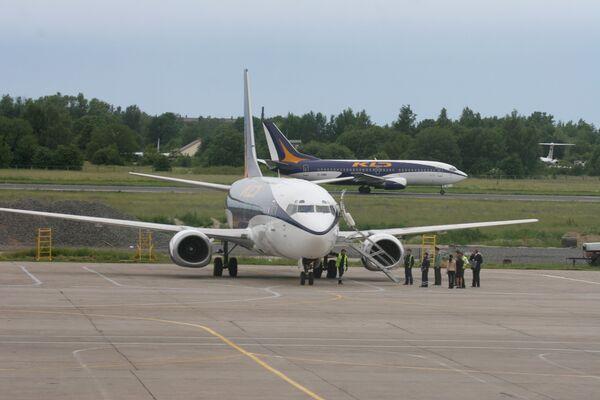 Самолеты авиакомпании КД Авиа