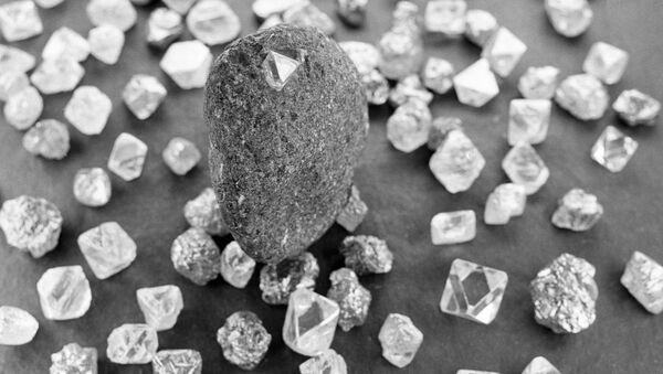Белый алмаз весом 507 карат найден на знаменитой шахте Куллинан