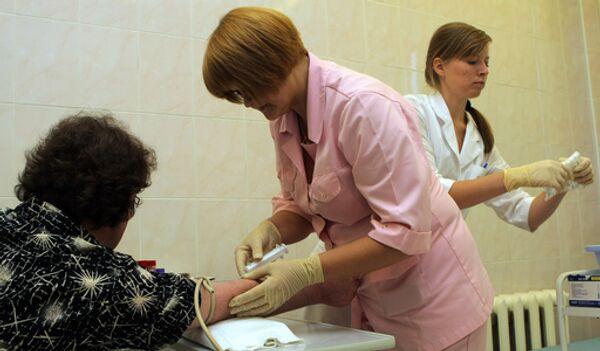 Минздрав РФ принимает спецмеры по противодействию гриппу А/Н1N1