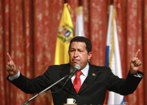 Независимость ЮО и Абхазии будут признавать все больше стран - Чавес