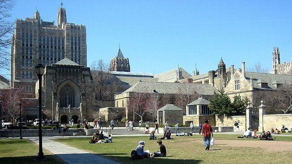 В Йельском университете
