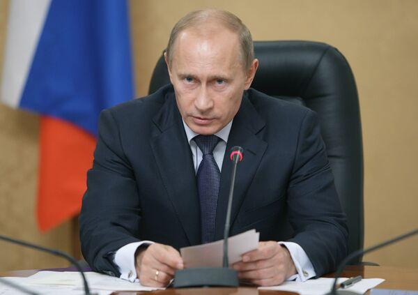 СГП ШОС примет документ по преодолению последствий кризиса - Путин