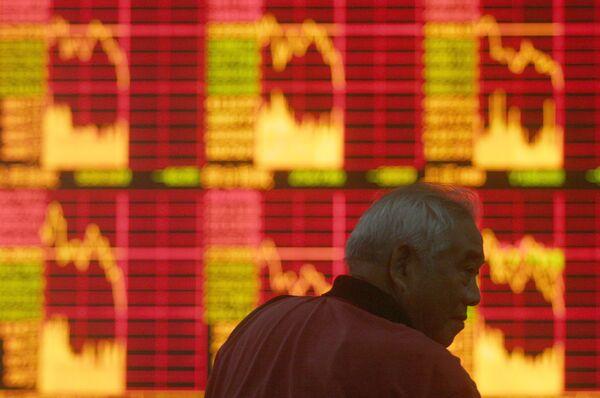 Китайская фондовая биржа