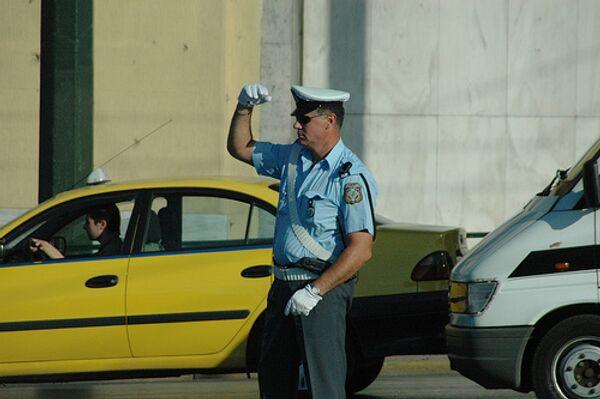 Власти Афин не справились с пробками в День без автомобиля