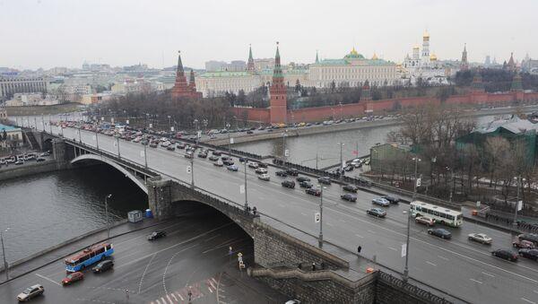 День без автомобиля в Москве: машин поубавилось, а пробки остались