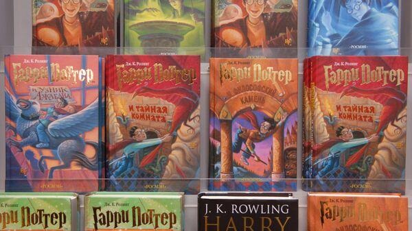 В продаже появилась седьмая книга о легендарном волшебнике Гарри Поттере
