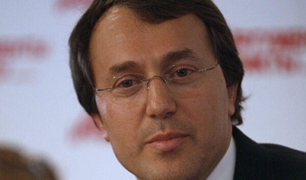 Бизнесмен Руслан Байсаров. Архив