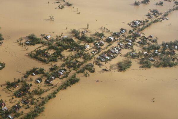 Тайфун Кетсана во Вьетнаме