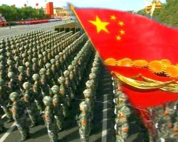 КНР демонстрирует боевую мощь на военном параде в честь 60-летия