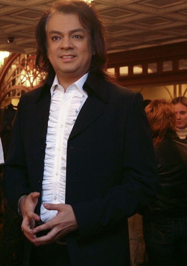 Певец Филипп Киркоров