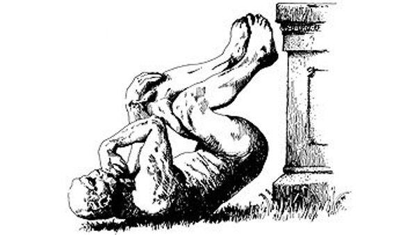 Логотип Шнобелевской премии