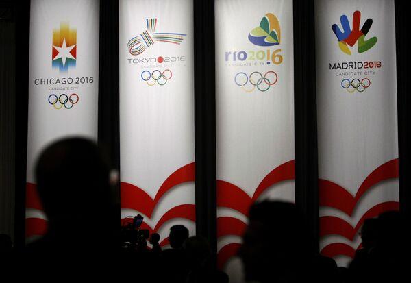 Международный олимпийский комитет выберет в Копенгагене столицу летней Олимпиады-2016
