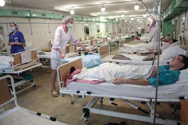 Состояние пострадавших в ходе спецоперации в КБР